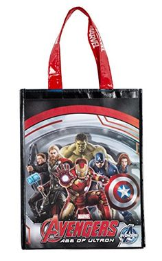 Rubies Costume Avengers 2 Age of Ultron Canvas Bag Costume @ niftywarehouse.com #NiftyWarehouse #Avengers #Movies #TheAvengers #Movie #ComicBooks #Marvel