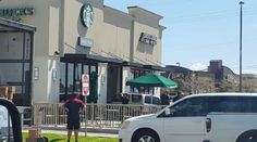 Woman Drives SUV Into New Iberia Starbucks