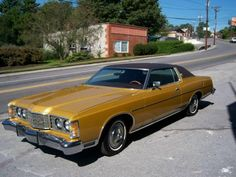 1973 Ford LTD Two Door Hardtop