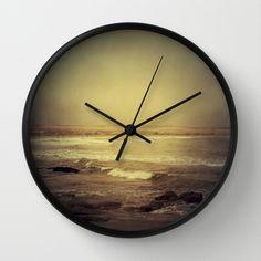 Wall clock by Victoria Herrera Photography