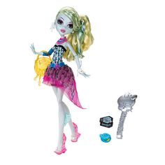 "Monster High Party Doll - Lagoona Blue - Mattel - Toys ""R"" Us - $19.99"
