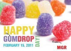 Happy #GumDropDay