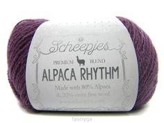 Alpaca Rhythm - * FASTRYGA.PL* włóczki, artykuły hobbystyczne, pasmanteria.