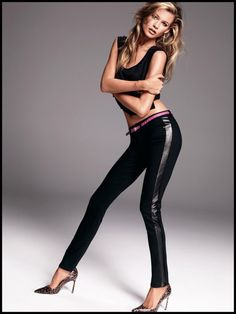 Behati Prinsloo Sizzles in Juicy Jeans Shoot for Fall | Fashion Gone Rogue: The Latest in Editorials and Campaigns