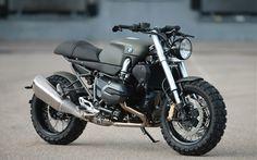 Cafe Racer Pasión — BMW R1200R Street Tracker by Lazareth |...