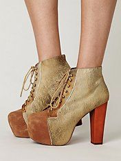 Jeffrey Campbell Ophelia LTD Platform Boot #freepeople #JeffreyCampbell