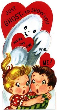 Just GHOST-to show you You're the one for me!