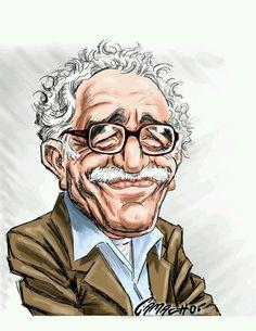 Gabo Gabriel Garcia, Ap Spanish, Literature, Joker, Cartoon, Canvas, Fictional Characters, Obama, Projects