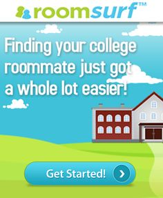 For all incoming freshmen, use Roomsurf to find roommates ! BEST website ever to meet people you get along with