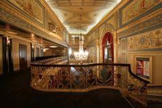 The Detroit Opera House.
