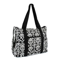 Monogrammed Weekender/Personalized Aztec Arrow weekender/Shopping Bag/Tote Bag/handbag by sewsassybootique on Etsy Aztec Tote Bags, Checkbook Cover, Aztec Designs, Large Tote, Travel Bag, Diaper Bag, Shopping Bag, Gym Bag, Satchel