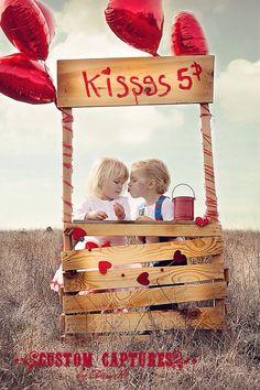 Kisses for sale !! Adorable :) .•.¸¸✿♥✿´¯`*•.¸¸✿♥✿´¯`*