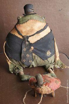Prim froggy