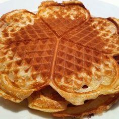 Belgiska våfflor - Victorias provkök Tart, Pancakes, Breakfast, Food, Morning Coffee, Pie, Essen, Tarts, Pancake