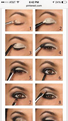Cute Eye Makeup!