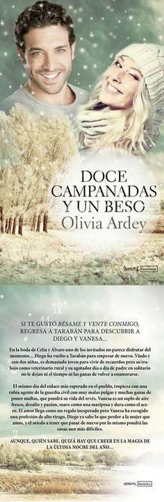 ¡El 2 de diciembre volvemos a Tarabán! Mi nueva novela corta en ebook en Amazon. DOCE CAMPANADAS Y UN BESO.