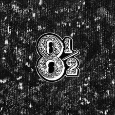 8 1/2 - Soft Enamel Pin by Midnight Dogs Co. http://midnightdogs.co