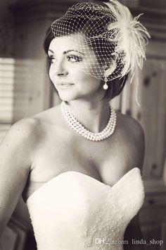 Vintage Bridal Veil With Hair Clip Mesh Birdcage Veil Bohemia Short Veils For Bride Wedding Accessories Ts0003 Bridal Headpieces With Veil Bridal Tiara And Veil From Linda_shop, $5.53| Dhgate.Com