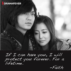 50 K-drama quotes about true love <3 Faith