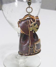 Leather craft  Miniature accessories  Opus 8  Bag