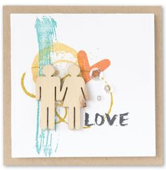 Forever Love card by Rosemary Dennis and other card creations in ten minutes or less inside Take Ten. Valentine Heart, Valentines, Craft Wedding, Shape And Form, Card Sketches, Love Cards, Create Yourself, Card Making, Paper Crafts
