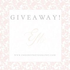"GIVEAWAY!!  So excited for such an amazing start to 2017 we are celebrating by giving away a FREE hour-long mentoring session to one lucky photographer! The winner will be announced next Wednesday February 1st! Must be willing to travel to Lancaster)  Rules :: 1. Anyone can enter! 2. You must follow Elizabeth Moore Photography on Facebook & on Instagram (http://ift.tt/1WIdT3C) 3. You must ""like"" this post 4. You must tag 5 friends who would also be interested in a mentoring session!  This…"