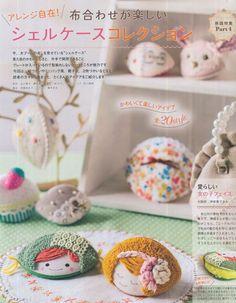 Jan/2013 Japanese Craft Book - Cotton Time - 101