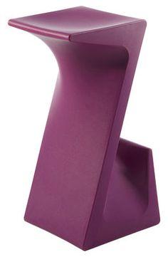 £295 Z Stool by XO, designed by Karim Rashid