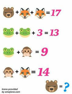 Did you know learning math could be this fun? Math For Kids, Fun Math, Math Games, Logic Math, Math Humor, Reto Mental, Iq Puzzle, Math Talk, Math Challenge