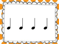 My Musical Menagerie: Kodály and Orff Classroom: New blog! And 1st Grade Rhythms.