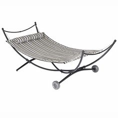 Unwind On A Padded Stand Alone Hammocku2014no Trees Necessary! Garden Treasures  Hammock