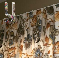 """YERADA Decoración & ZEconZeta - Cortinas confeccionadas con nuestro tejido """"RICHARD PALMER"""" de la Colección """"SOUL"""" Más info: Avenida Cayetano del Toro 42. Centro Comercial NOVO CENTER. Urb. Novo Sancti Petri.11010 Cádiz. España - Tlf: 956 90 15 44 - email: yerada.decoracion@gmail.com   #telas #textil #deco #decoracion #nuevacoleccion #interiorismo #tapiceria #tendencia #fabricante #mayorista #musica #melodia #colores #ZE #ZEconzeta #fabrics #textile #Decor #newcolletion #interiordesign…"""