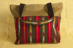 Hand Woven Hand Made Bag from North East India