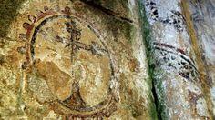 La restauración de las pinturas de Moraime vale 200.000 euros El conselleiro de Cultura quiere implicar al Estado en la restauración