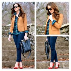 Casual Women Over 37 Outfits Ideas With Blazer – Flannel Outfits Summer, Flannel Shirt Outfit, Fall Outfits For Work, Cute Winter Outfits, Outfits Spring, Legging Outfits, Cute Outfits With Leggings, Casual Work Wear, Casual Work Outfits