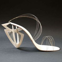architectural wire shoes