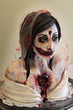 Novia zombie