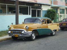 Car in Veradero Cuba by michellegee