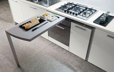 Cucina penisola estraibile (Foto 37/40) | Design Mag