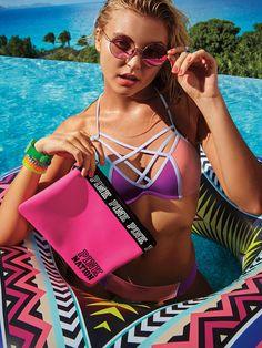 Bikini Pouch - PINK - Victoria's Secret