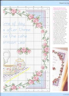 Thrilling Designing Your Own Cross Stitch Embroidery Patterns Ideas. Exhilarating Designing Your Own Cross Stitch Embroidery Patterns Ideas. Cross Stitch Kitchen, Just Cross Stitch, Cross Stitch Needles, Cross Stitch Cards, Cross Stitch Alphabet, Cross Stitch Animals, Cross Stitch Flowers, Cross Stitching, Cross Stitch Embroidery
