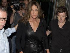 Caitlyn Jenner hits a gay bar.