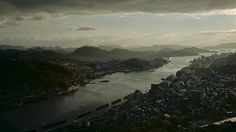 Onomichi Sunset by Wim Wenders