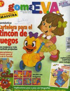 Revista de manualidades para maetras