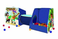 TOPSELLER! Playhut Jake and The Neverland Pirates - Playville $47.39