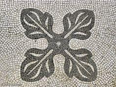 Portugal paviment detail