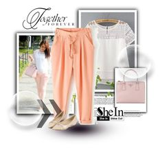"""""""SheIn II/7"""" by melisa-mulahusic ❤ liked on Polyvore featuring mode, Prada et shein"""
