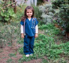 Diy childrens doctor costume pinterest doctor costume doctor diy arzt kostm fr kinder diy doctordoctor costume solutioingenieria Images
