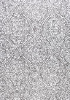 Tulsi Paisley fabric by Thibaut Blue Fabric, Woven Fabric, Custom Cushions, Made To Measure Curtains, Sunbrella Fabric, Outdoor Fabric, Fabric Design, Paisley, Branding Design
