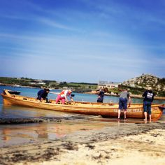 Isles Of Scilly, St Mary's. World Pilot Gig Rowing